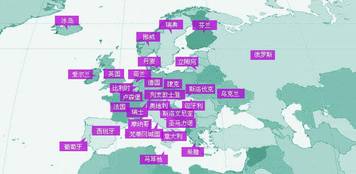 欧洲旅游线路,欧洲旅行 - youabc游来游去旅行网图片