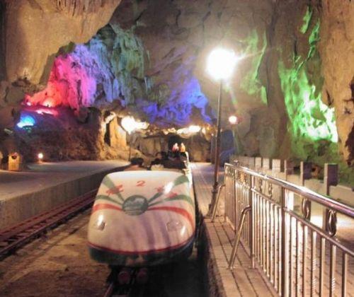 桂林冠岩; 漓江冠岩风景区;; 冠岩风景图片