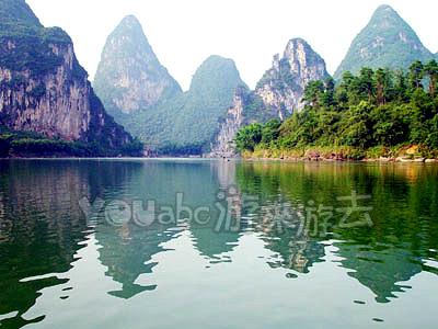 桂林山水之魂--漓江