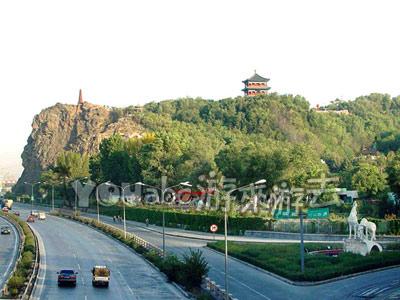 乌鲁木齐市红山公园
