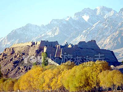 塔什库尔干石头城