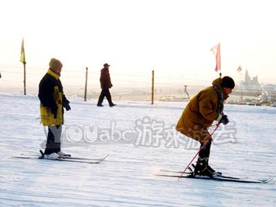 亚布力冰雪世界