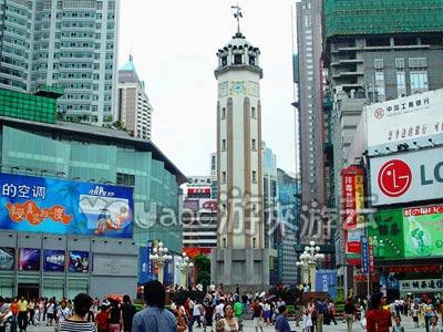 重庆解放碑购物广场