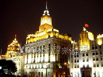 精美的上海外滩建筑