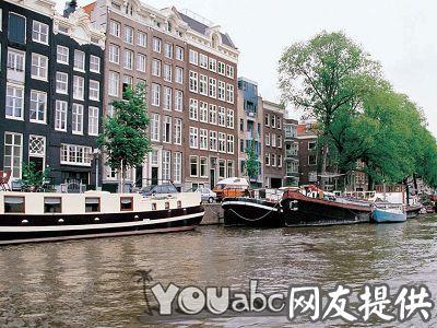 荷兰城市风景