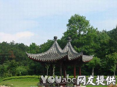 慈溪市五磊山风景区 > 五磊山风光-u000345 五磊山风光 流水无声高清图片