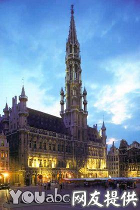 比利时美丽风景