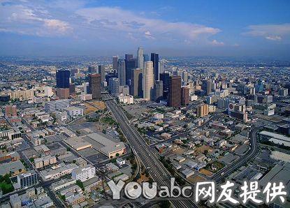 洛杉矶城市俯瞰