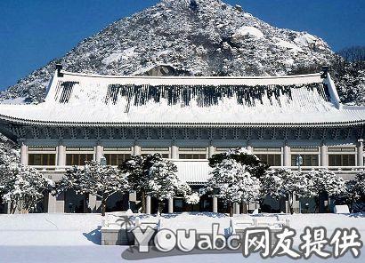 韩国-冬日雪景