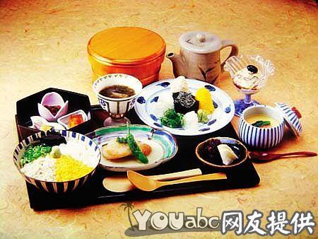 经典日式套餐