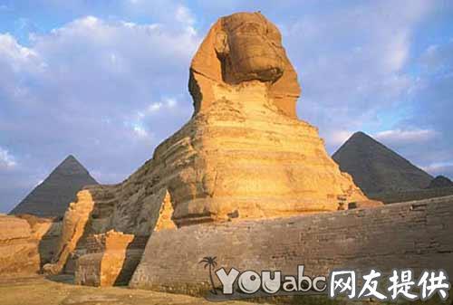 斯芬克斯(sphinx)狮身人面像