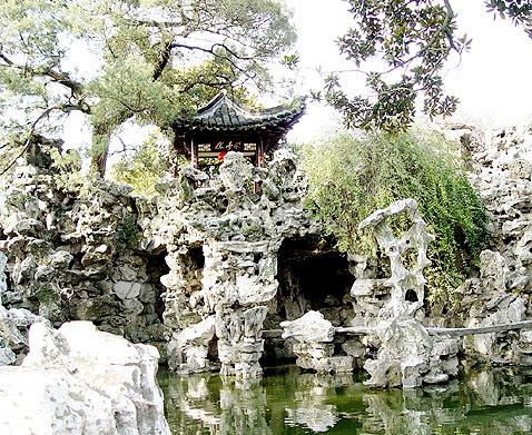千年古邑扬州城