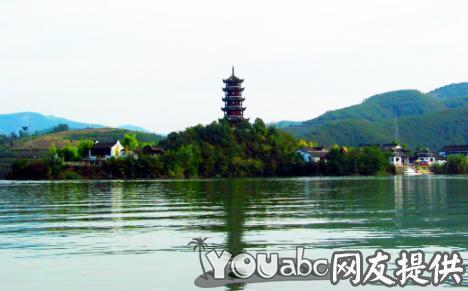 安康瀛湖风景区